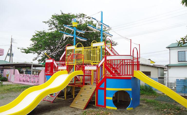 南部幼稚園の園舎
